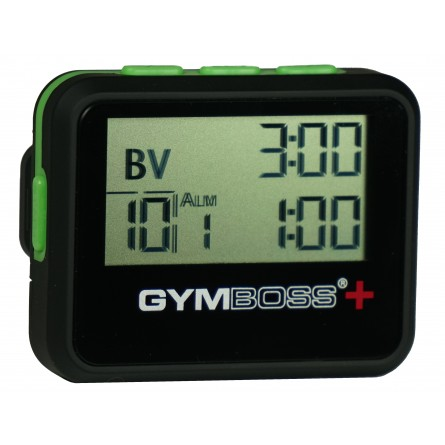 Gymboss Plus